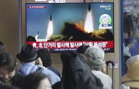 North Korea Fired