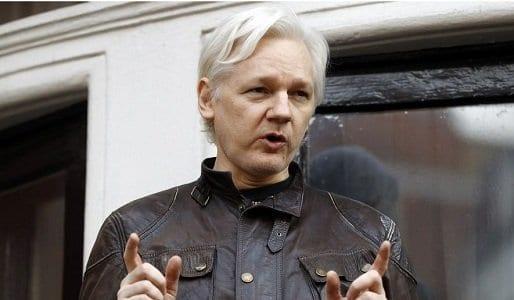 Julian Assange Sentenced