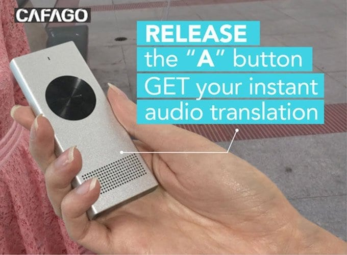 this smart Japanese innovation make it easy to communicate with people all over the world.