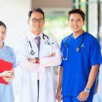 medical staff uniforms