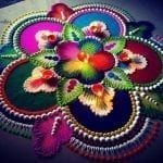 15 kinds of Rangoli Design for any event