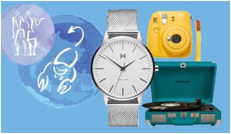 Birthday Gifts as per Zodiac Elements