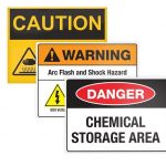 Incorporate Branding into Safety Signage