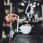 Which is the best water to use with the coffee machine?