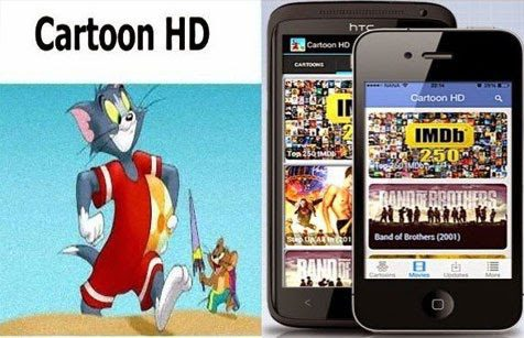 Cartoon HD Apk and for PC