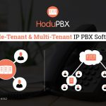 multi-tenant IP PBX software