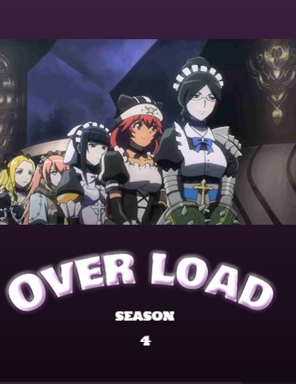 Overlord Season 4 Release Date and Plot Details