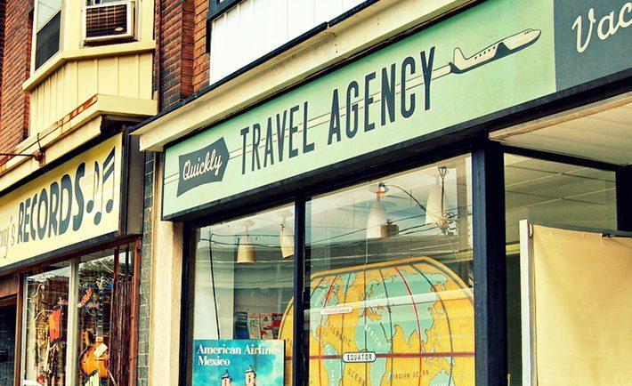 Traditional Travel Agencies